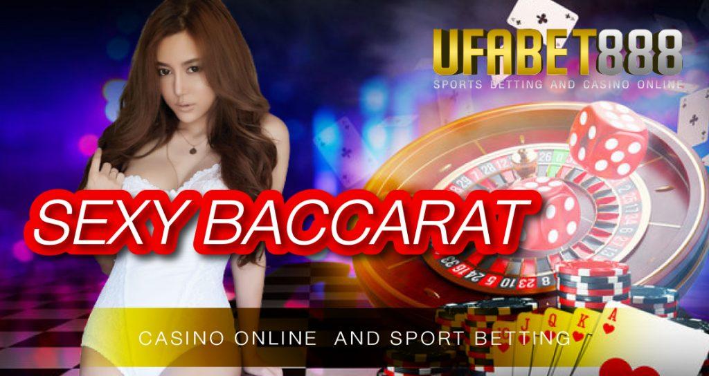 Sexy Baccarat Ufa888
