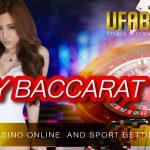 Sexy Baccarat Ufa888 เว็บบาคาร่ายอดฮิตยอดนิยมปี 2021
